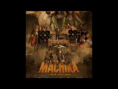 J Balvin Feat. Anitta, Jeon - Machika  (Audio)