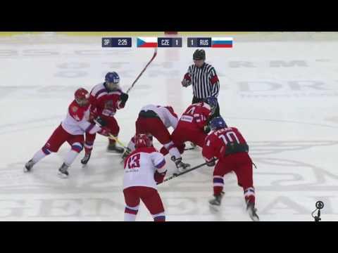 Feb 12, 2017 5Nations U17: Czechia 2-1 Russia