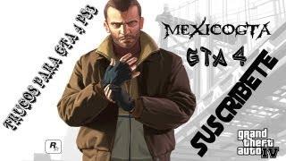 Trucos de GTA 4 para PS3