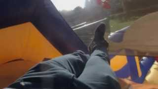 I love bouncy castles