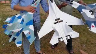 HUE RC, Edf vs Prop Jet, Version 2 (Jet like Sound)