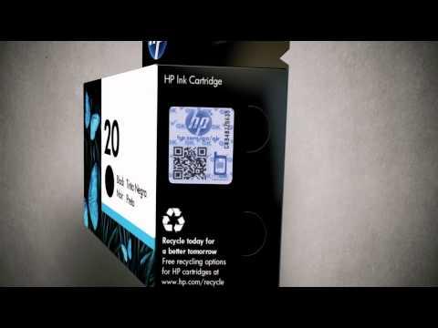 Cómo reconocer la autenticidad de los cartuchos de tinta HP