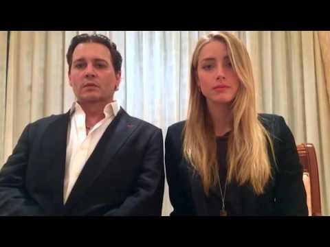 Johnny Depp & Amber Heard sing The Muppets 'Mahna Mahna'