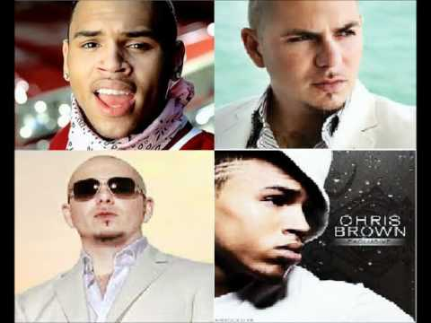 Chris Brown And Pitbull- International Love((full Song)) video
