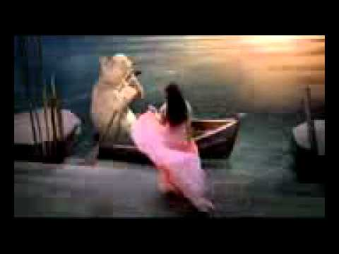 Kareena With A Bear video