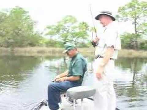 Inshore Saltwater Fishing - Bays, Inlets and Sounds