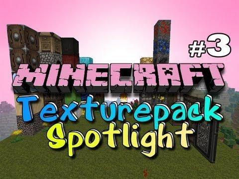 Minecraft Texture Pack Spotlight - Keperh Craft HD