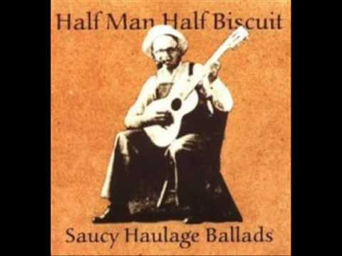 Half Man Half Biscuit - Blood On The Quad