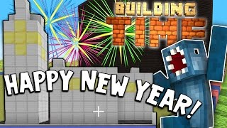 Minecraft Xbox - HAPPY NEW YEAR! - Building Time! [#15]