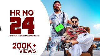 HR No. 24 (Full Video) | Toyboy ft. Desi Melbourniye | Posssh | Latest Haryanvi Songs 2020 | MuSlate