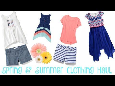 Лето Одежда