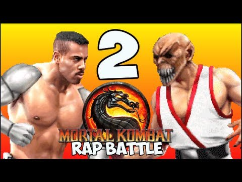 Mortal Kombat Rap Battle Pt. 2