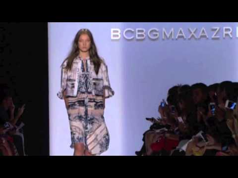 Bravura Magazine Presents: Mercedes-Benz Fashion Week Designer BCBG Max Azaria