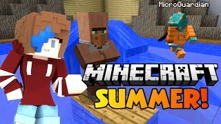 Download Lagu MINECRAFT MONDAY EP184 | BUILD BATTLE SUMMER | RADIOJH GAMES & MICROGUARDIAN Gratis STAFABAND