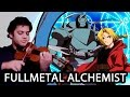 Download FULLMETAL ALCHEMIST BROTHERHOOD OP 1 - Again (Violin / Violino) MP3 song and Music Video