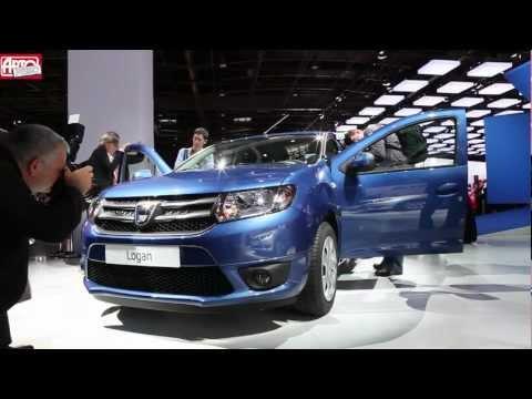 Dacia Logan: новый старый знакомый