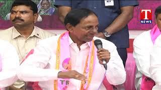 CM KCR Announces TRS Party manifesto | Telangana Bhavan Press Meet | TNews Telugu