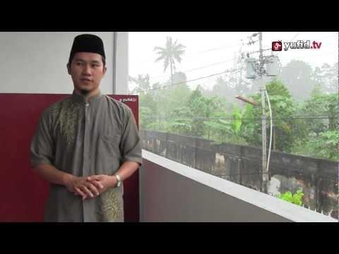 Ceramah Singkat Islam - Doa Bila Hujan Turun - Ustadz Nurfitri Hadi, M.A.
