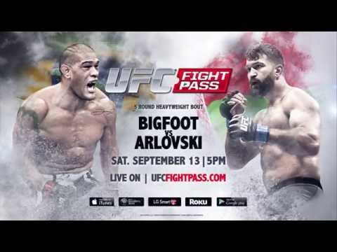 Fight Night Brasilia Clash of the Giants