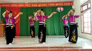 Múa Phụ Nữ Bản Hượn - Chiềng Đông - Yên Châu - Sơn La