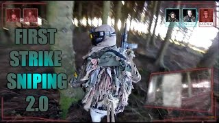 "First Strike Sniping 2.0 ""3RD Person Paintball"" 60FPS"