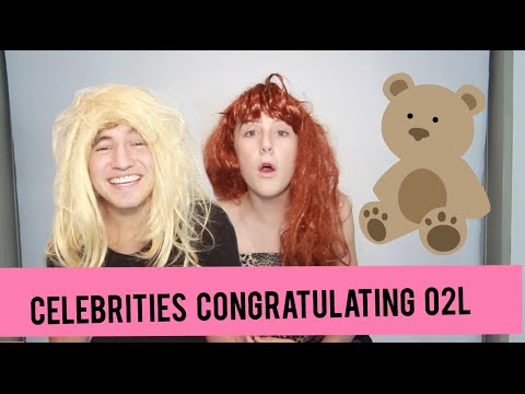 Celebrities Congratulating O2L