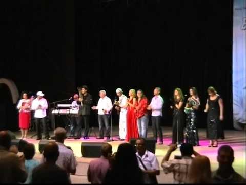Сочи 2011, 2-ой Международный фестиваль имени Михаила Круга - Финальная песня (Владимирский централ)