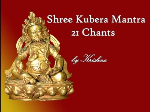 Sri Kubera Mantra By Krishna video