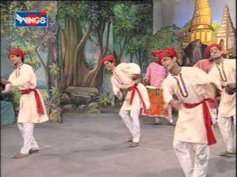 Marathi Song - Jai Deva Malhari - Banu Navari Natali - Khandoba...