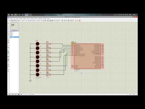 Видеокурс по AVR микроконтроллерам - Урок 3