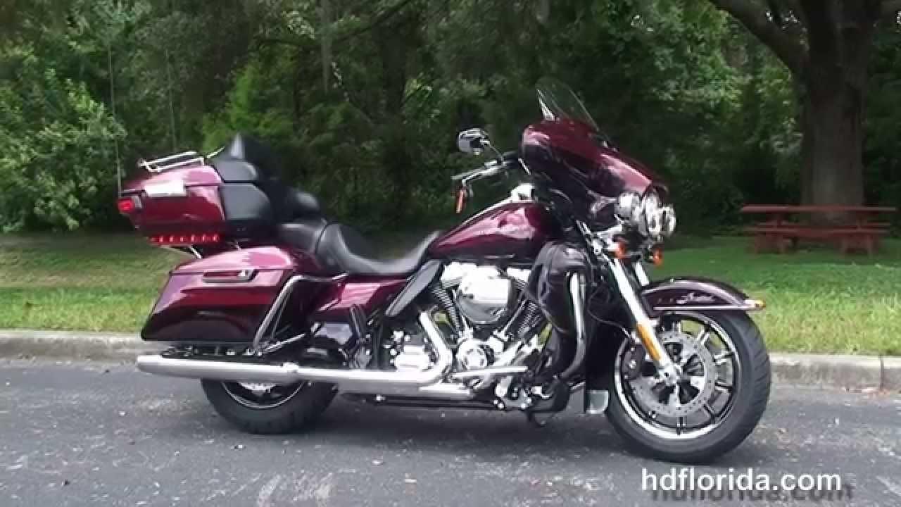 Harley Davidson Ultra Limited Low Price