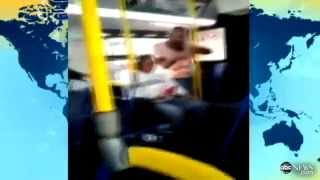 Maryland Bus Driver Fights Student: Caught on Tape