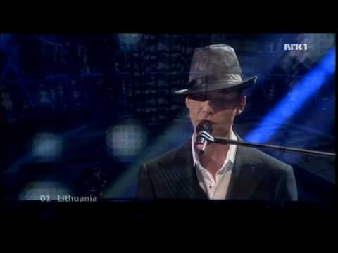 Lithuania - Final - Eurovision 2009 (HD)