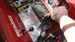 Batterie rénovée au sulfate de magnesium