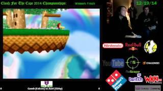 CFTC CE14: Gamb (Falcon) vs Axel (Kirby) (Winners Finals, N64)