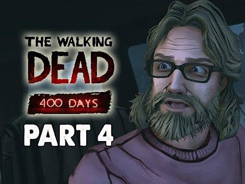 The Walking Dead 400 Days Gameplay Walkthrough - Part 4 Wyatt Storyline