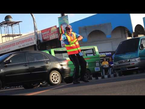 BOOMING BACOLOD - Dancing Traffic Enforcer Grand Winner