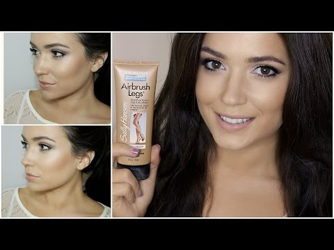 Fake Tan   Flawless Glowing Skin   INSTANTLY!