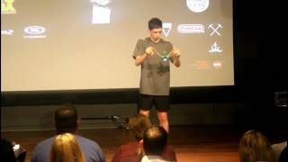 Mathiew Doyle - 1A Final - 6th Place - UYYC 2017 - Presented by Yoyo Contest Central