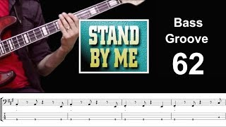 STAND BY ME (John Lennon's Version / Ben E. King's Version) Bass Cover with Score & Tab