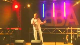 Schlagersänger Joe Berneau Live Beim Sommerfest 2013