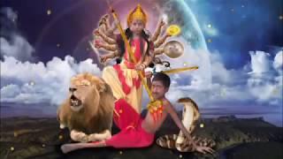 Chotoder Mahalaya 2017   ছোটোদের মহালয়া ২০১৭, mahishasurmardini (মহিষাসুরমর্দিনী) রায়গঞ্জ MC,