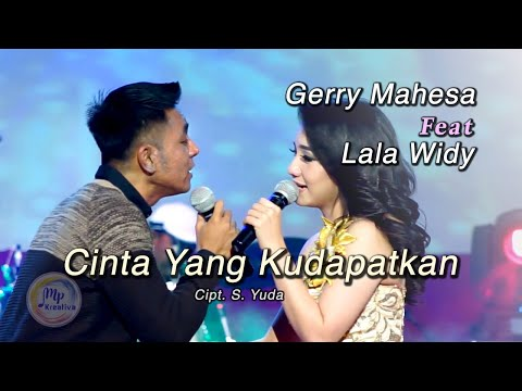 Lala Widy Feat Gerry Mahesa - Cinta Yang Kudapatkan - New Pallapa