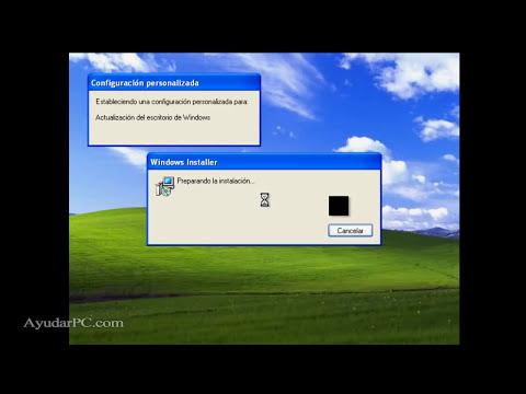 Instalar Windows XP paso a paso desde cero