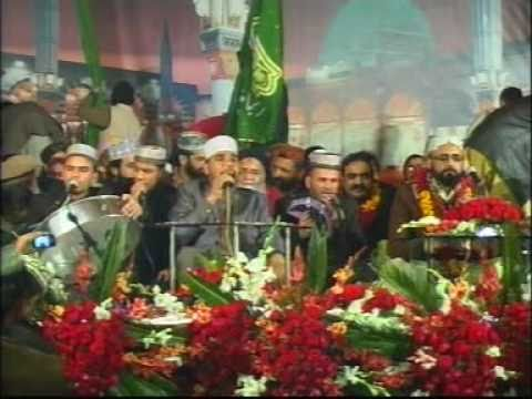 Muhammad Zaheer Abbas Qadri Bilali Minhaj Naat Council Duff Group Part 3 4 video