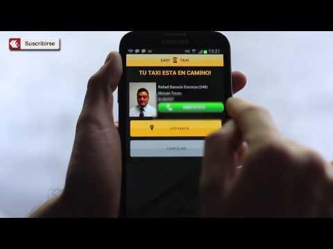 Easy Taxi: Una aplicación para pedir taxis de una manera diferente.