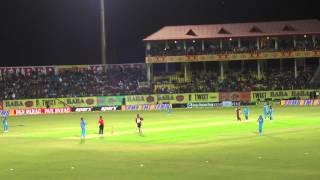 INDIA V WEST INDIES ODI MATCH 17/10/2014 MAH05889
