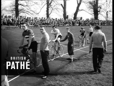 Herne Hill Cycling Aka Holiday Sport (1952)