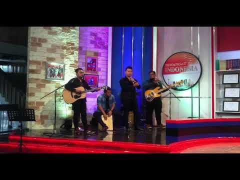 Kazan Band - Oh indang Oh Apang (Cover) At.Semangat Pagi Indonesia TVRI NASIONAL