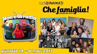 RadioAnimati - Non è la radio - puntata 14 - Che famiglia!